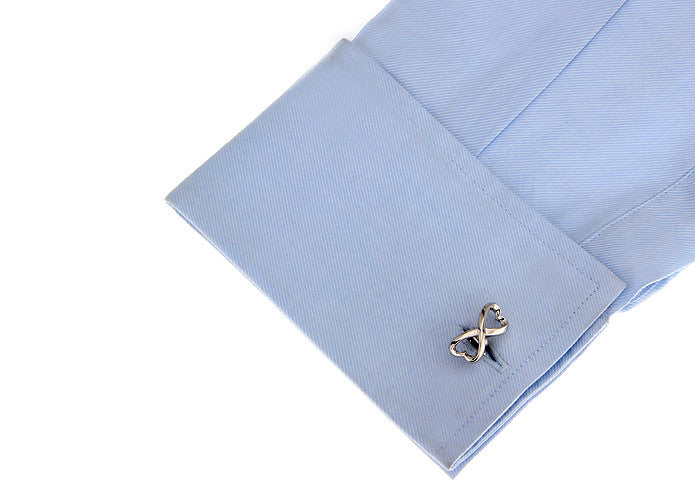 Classic Cufflinks - Love of Infinity - The Little Link