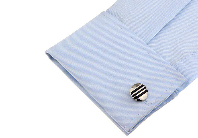 Classic Cufflinks - Treble - The Little Link