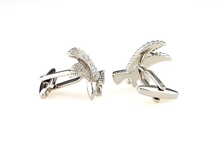 Novelty Cufflinks - Eagle Eyes - The Little Link