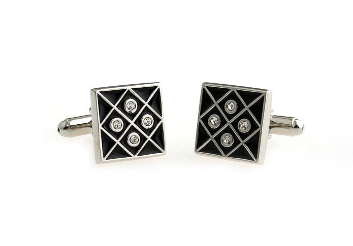 Novelty Cufflinks - Foursome - The Little Link