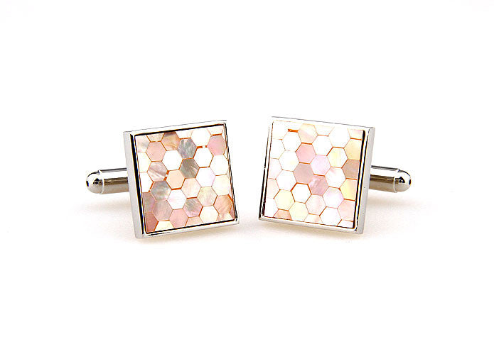 Classic Cufflinks - Seashell - The Little Link