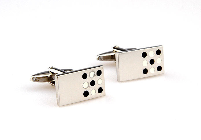 Classic Cufflinks - Tic Tac - The Little Link