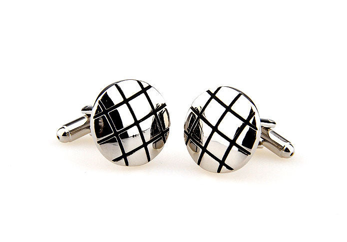 Classic Cufflinks - Silverback - The Little Link