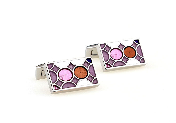 Classic Cufflinks - Hive - The Little Link