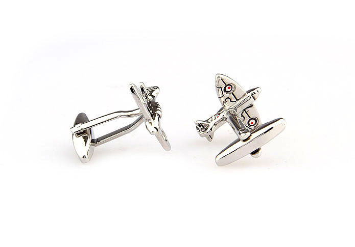 Novelty Cufflinks - Kamikaze - The Little Link