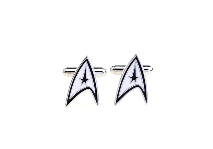 Novelty Cufflinks - Star Trek - The Little Link