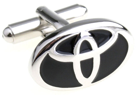 Novelty Cufflinks - Toyota - The Little Link