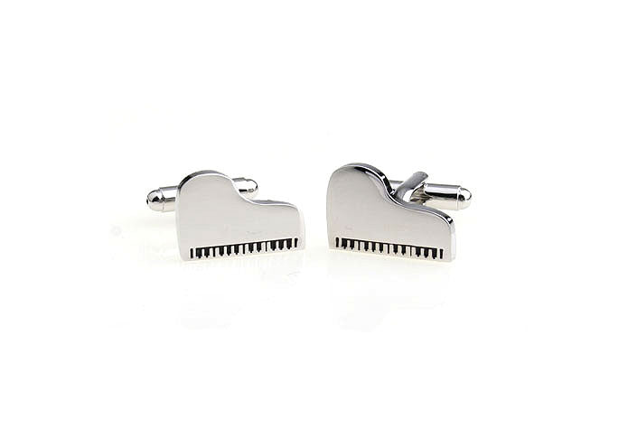 Novelty Cufflinks - Pianist - The Little Link