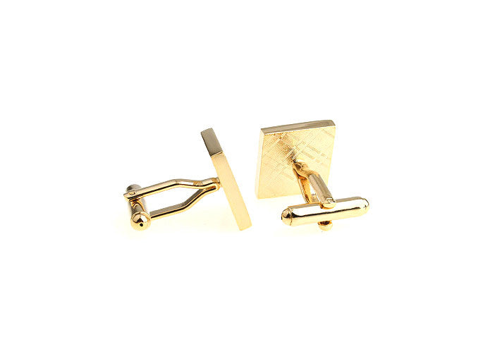 Novelty Cufflinks - Piano Keys (White) - The Little Link