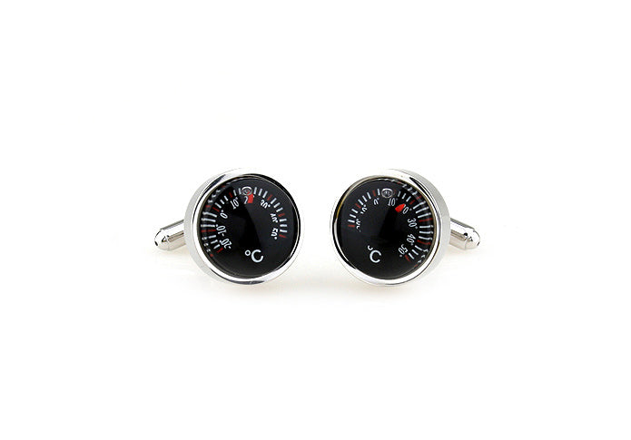 Novelty Cufflinks - Getting Hot in Here - The Little Link