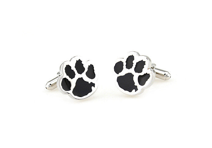 Novelty Cufflinks - Paws - The Little Link