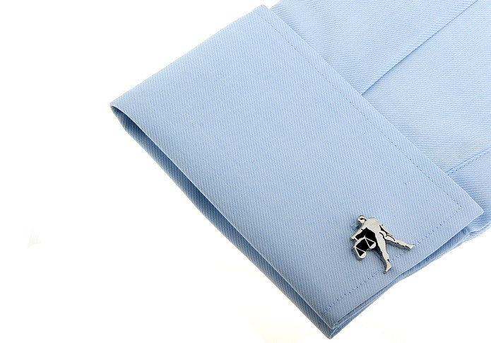 Novelty Cufflinks - Libra - The Little Link