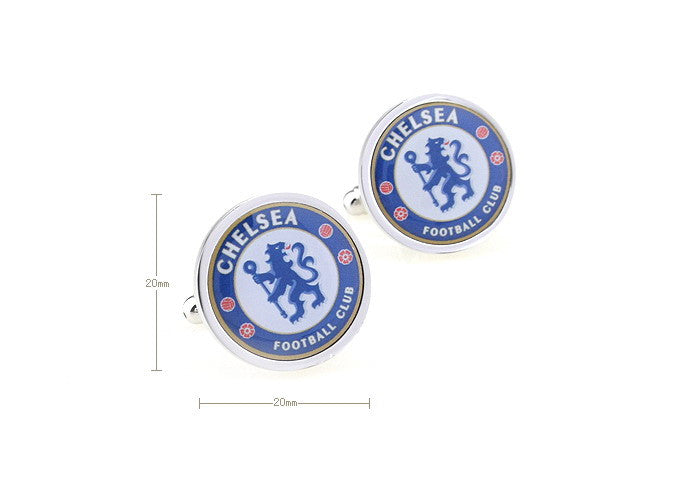 Novelty Cufflinks - Chelsea - The Little Link