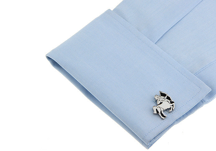 Novelty Cufflinks - Sagittarius - The Little Link