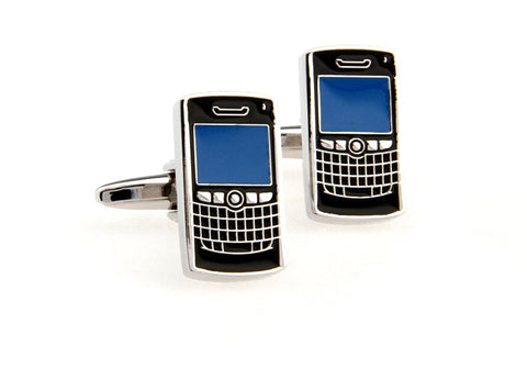 Novelty Cufflinks - Blackberry - The Little Link