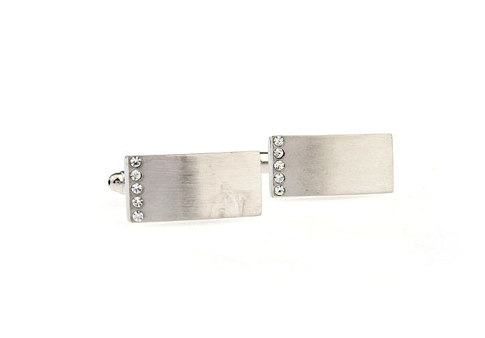 Classic Cufflinks - Linear - The Little Link