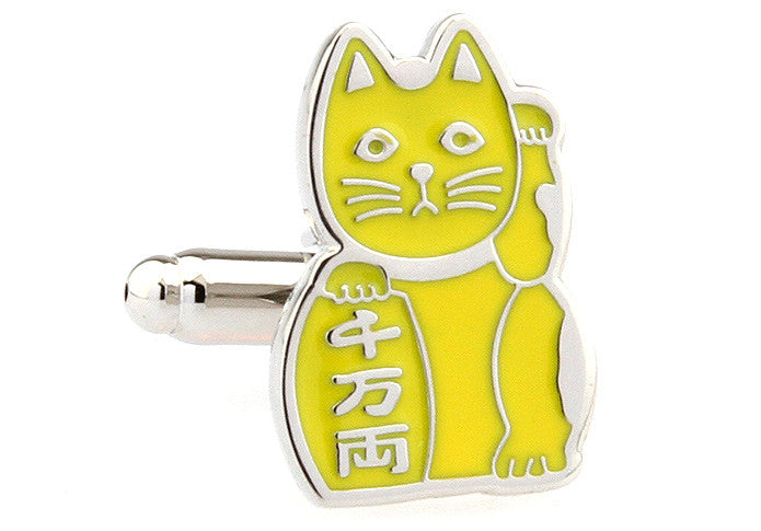 Lucky Cat (Yellow)