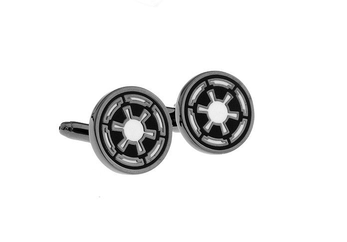 Novelty Cufflinks - Galactic Republic - The Little Link