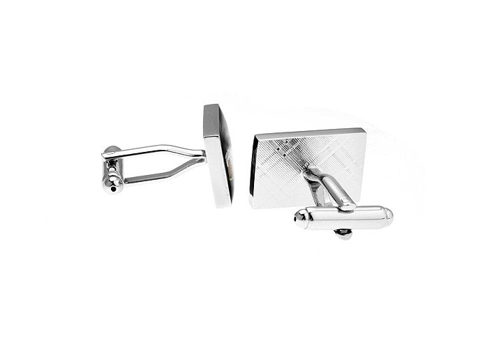 Novelty Cufflinks - Drinking Buddies - The Little Link