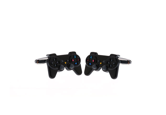 Novelty Cufflinks - Game Console - The Little Link