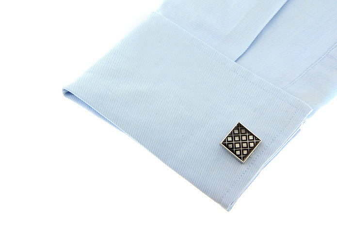 Classic Cufflinks - Ellen - The Little Link