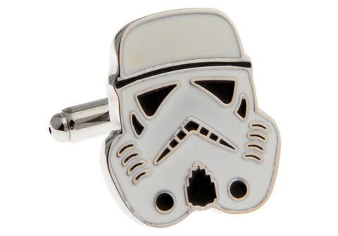Novelty Cufflinks - Storm Troopers - The Little Link
