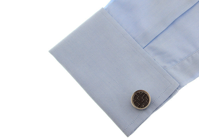 Novelty Cufflinks - Life's a Maze - The Little Link
