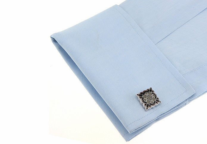 Classic Cufflinks - Sombre - The Little Link