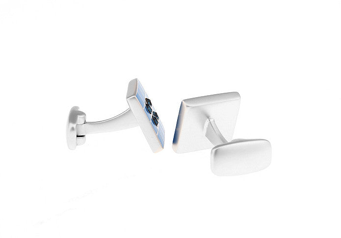 Novelty Cufflinks - Wally - The Little Link