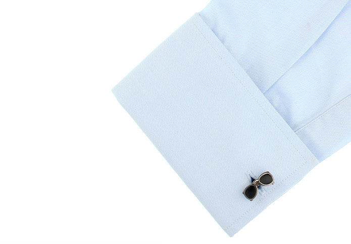 Novelty Cufflinks - Sunnies - The Little Link