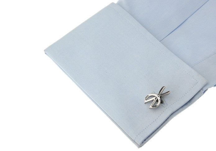 Novelty Cufflinks - Scissorhands - The Little Link