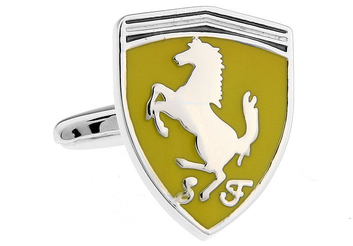 Novelty Cufflinks - Ferrari - The Little Link