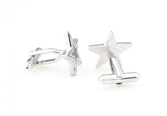 Novelty Cufflinks - Starburst - The Little Link