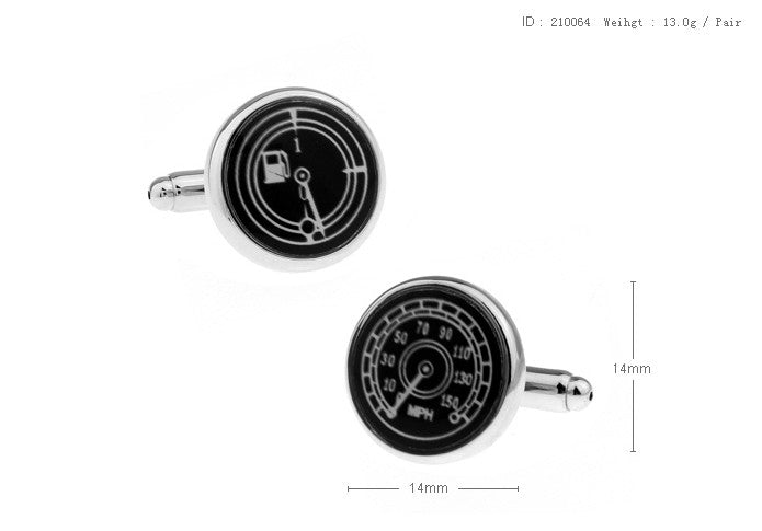 Novelty Cufflinks - Power On - The Little Link
