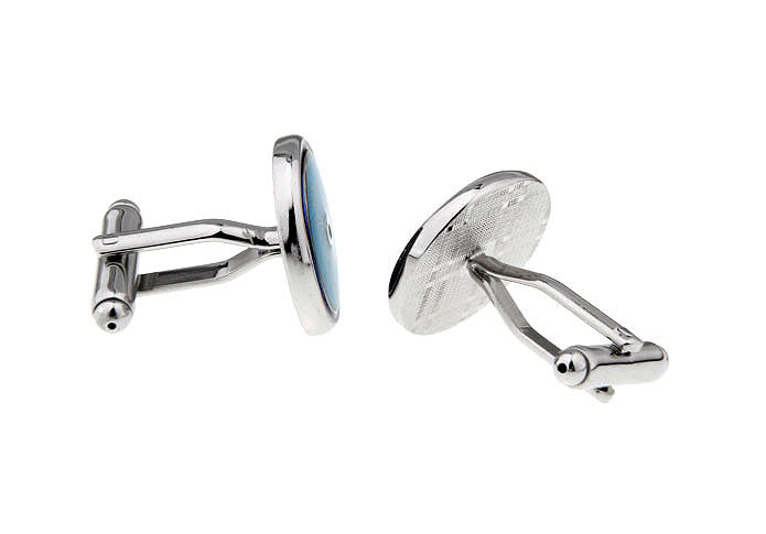 Classic Cufflinks - Whirlpool - The Little Link