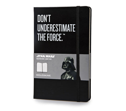 Limited Edition Star Wars Darth Vader Notebook