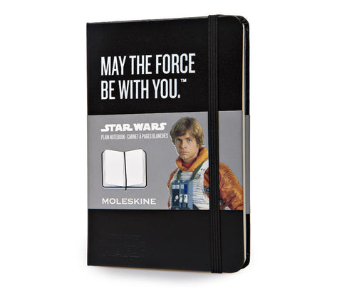 Limited Edition Star Wars Luke Skywalker Notebook