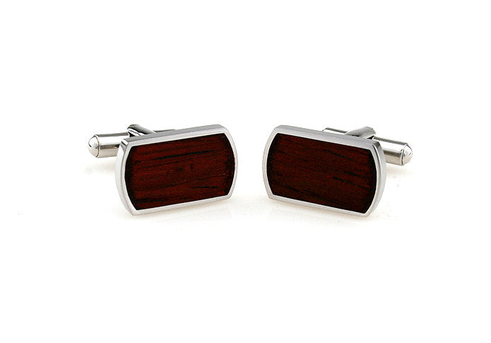 Classic Cufflinks - Woodstruck - The Little Link