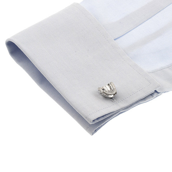 Novelty Cufflinks - Pitcher - The Little Link