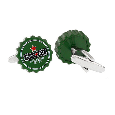 Classic Cufflinks - Happy Hour - The Little Link