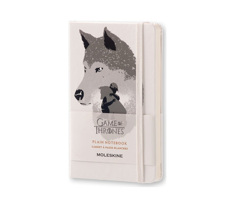 Limited Edition Game of Thrones Notebook - White