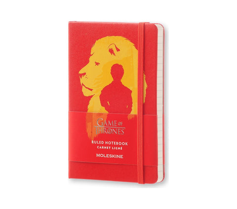 Limited Edition Game of Thrones Notebook - Red