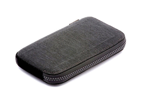 Bags - Bellroy All Conditions Woven Phone Pocket - Charcoal - The Little Link