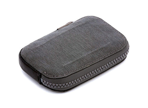 Bags - Bellroy All Conditions Woven Wallet - Charcoal - The Little Link