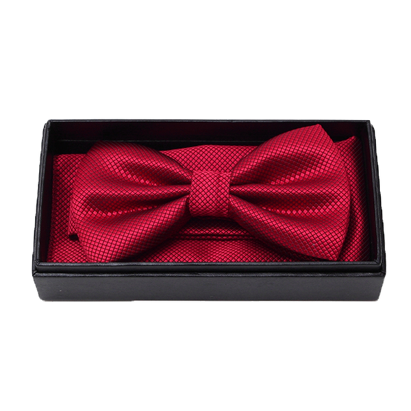 Landon Bowtie and Pocket Square Box Set