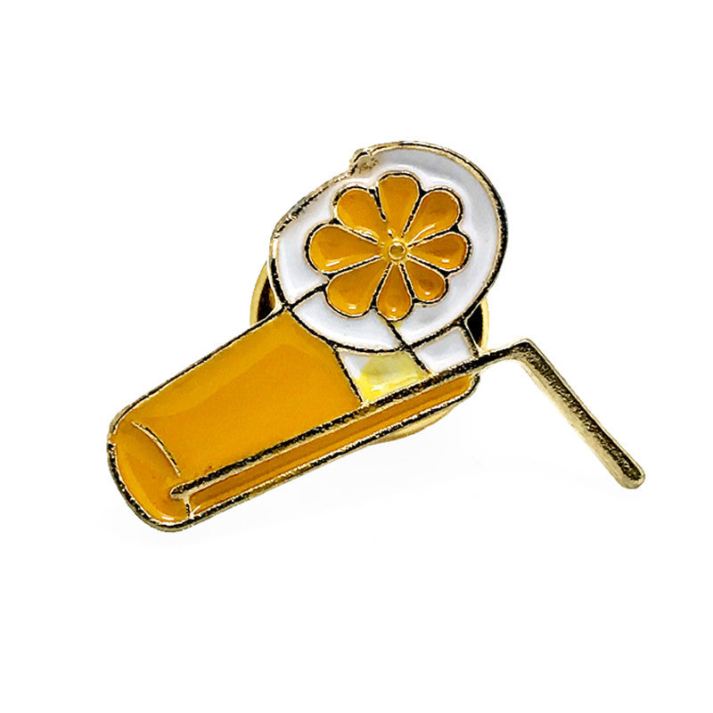 Lapel Pins - Cocktail Mix Lapel Pin - The Little Link