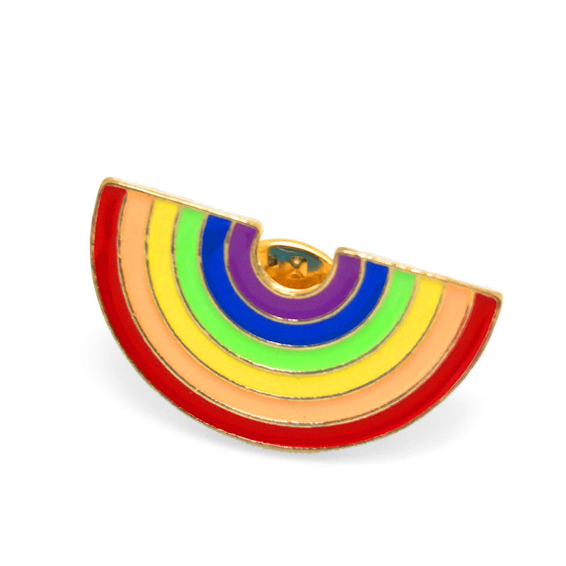 Lapel Pins - Rainbow Lapel Pin - The Little Link