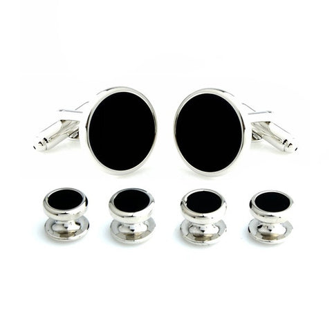 Tuxedo Studs - Tuxedo Studs Luciano - The Little Link