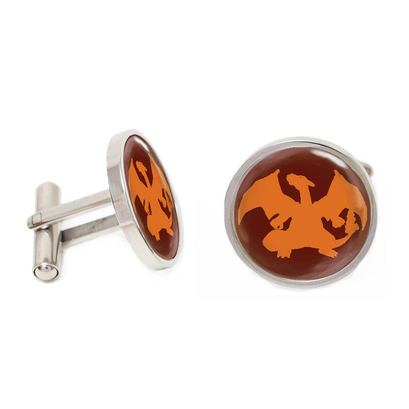 Novelty Cufflinks - Blaze - The Little Link