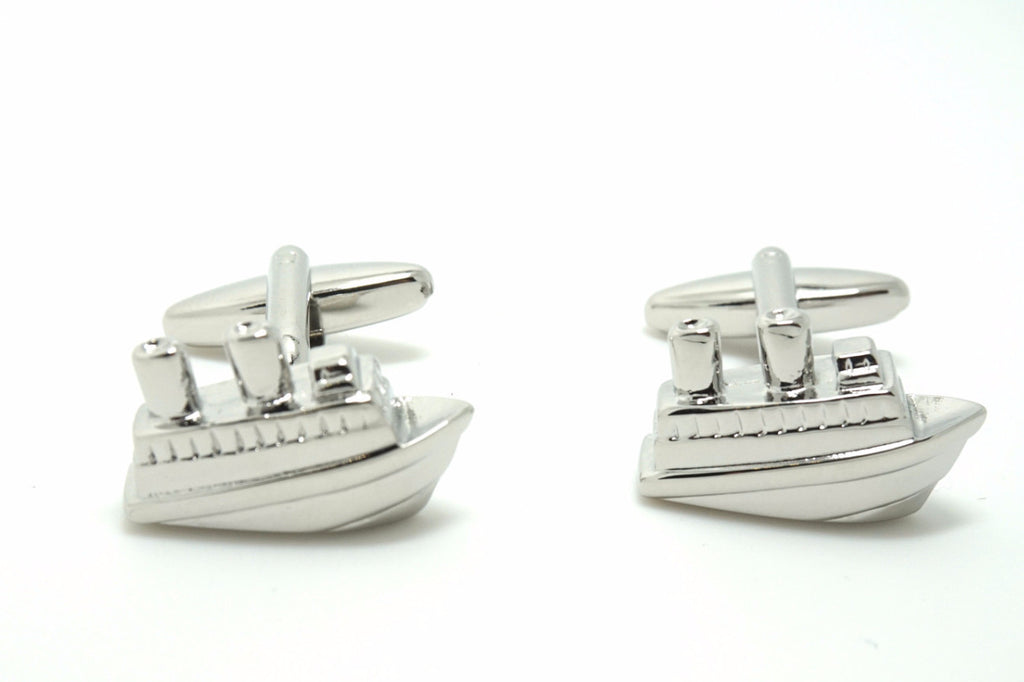 Novelty Cufflinks - Titanic - The Little Link